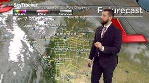Edmonton Weather Forecast: Dec. 15